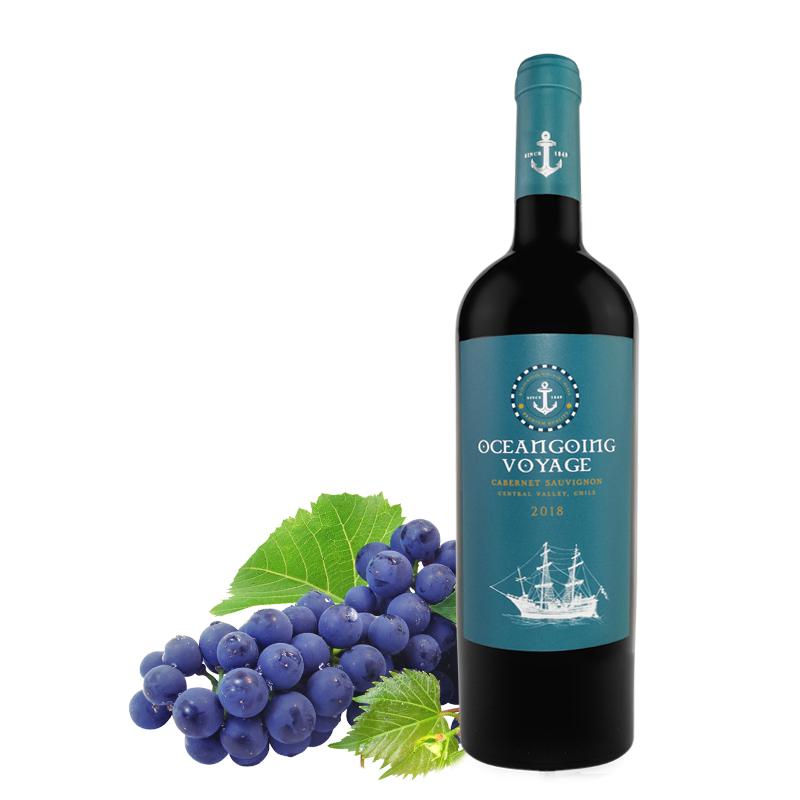 远航赤霞珠红葡萄酒